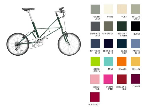 Moulton TSR 27 Bike