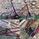 MOULTON A11 Alfine 11 flat bar Complete Bike
