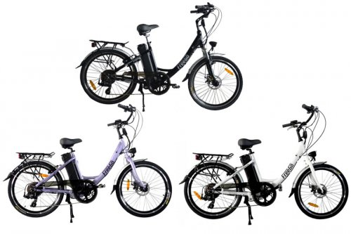 Freego Wren Step Thru 10ah Electric Bike