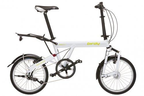 Birdy World Comfort 7speed Folding Bike