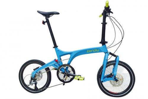 New Birdy Speed Folding Bike