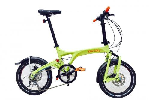 NEW Birdy Dual Drive Folding Bike
