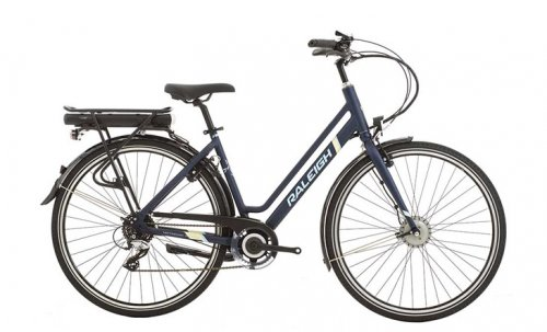 2016 Raleigh Array E Motion Low Step Electric Bike