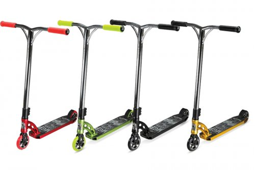 MGP VX 6 Team Edition Scooter