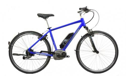 Raleigh Captus Crossbar Gents Electric Bike