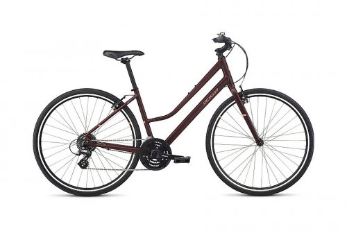 2017 Specialized Alibi Sport Step Through Hybrid Bike