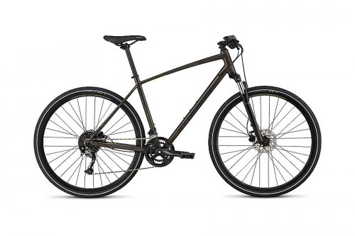2017 Specialized Crosstrail Sport Hybrid Bike