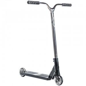 Phoenix Sequel - Black/Chrome complete scooter