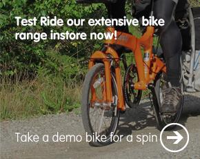 DemoTest Bikes Instore