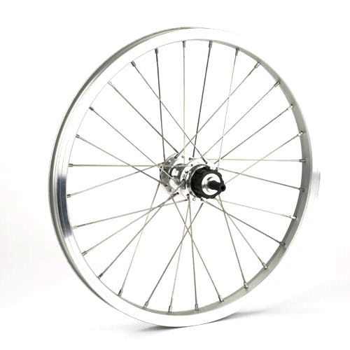 Brompton Rear Wheel 2 Speed Butted Stainless Spokes