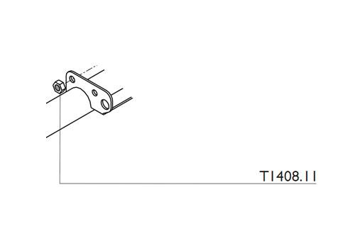 Tacx T1408.11 Lock Nut M8 Nyloc
