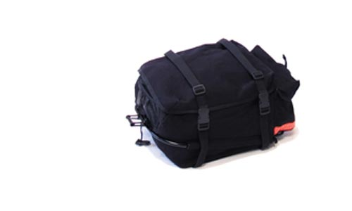 Moulton Bikes Rear Touring Bag for TSR models
