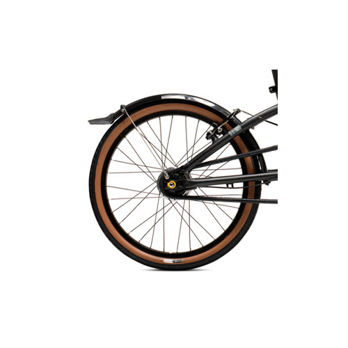Dahon D7 Hg Rear Wheel Nexus 7
