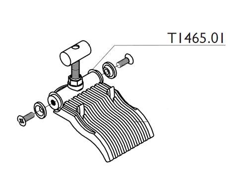 Tacx T1465.01 Rubber Oring (for Brake Unit QR)