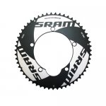 Sram Red Chainring TT/Road 5 Bolt 130mm BCD Alum Black