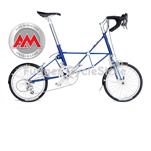 "Moulton Alex Moulton AM20-2 17"" Separable Bike"
