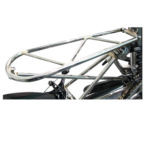 Moulton SPEED Day Bag Carrier (stainless Steel)