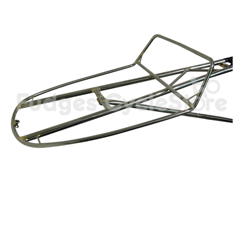 Moulton AM Large Rear Carrier (stainless Steel)