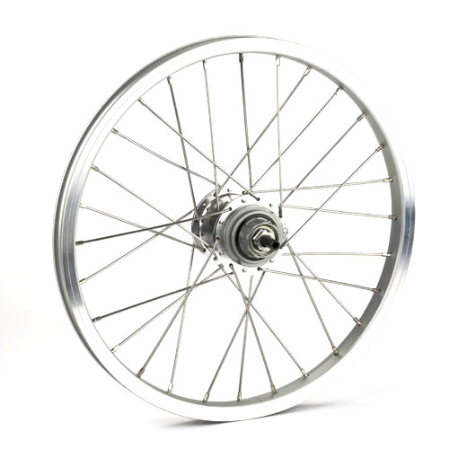 Brompton 3 Speed BWR Rear Wheel