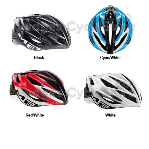 2012 Met Forte Road Helmet