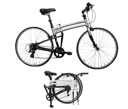 Montague Urban Folding 700c Hybrid Bike