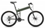 2012 Montague Paratrooper Folding Mountain Bike