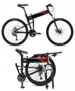 2012 Montague SwissBike X70 Folding Mountain Bike
