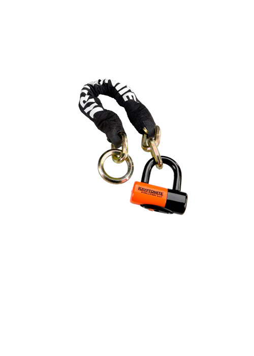 Kryptonite New York Noose with EV Series 4 Disc Lock