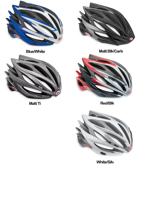 2012 Bell Sweep Road Helmet