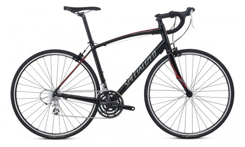 2013 Specialized Secteur Race Bike Black/Charcoal/Red
