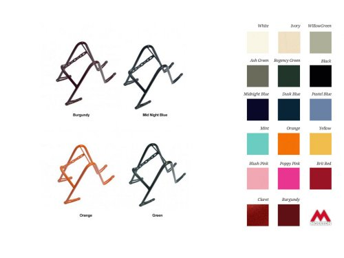 Moulton TSR Front Rack Carrier Matching Colours