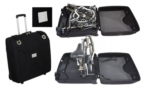 Polaris EVA Folding Bike Pod case