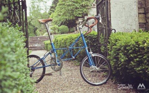 Moulton Jubilee 50 Complete Bike