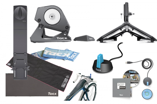 TACX Neo Smart Turbo Trainer Bundle