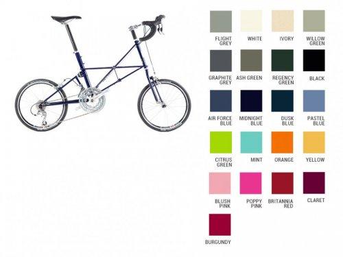 Moulton TSR 30 (TT) Separable Bike