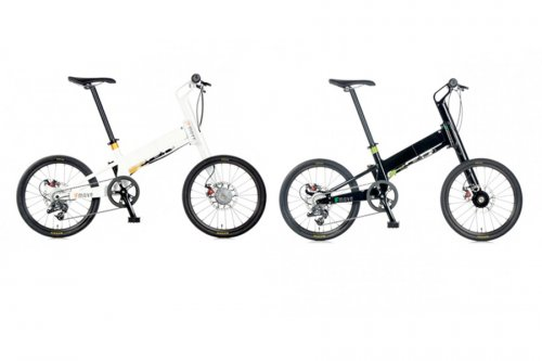"Pacific IF Move 20"" Folding Bike"