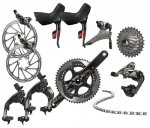 2013 Sram Red 22 Groupset Hydraulic