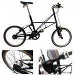 Moulton TSR 11 Alfine Cable Flatbar Complete Bike