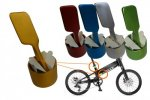 IF Move Coloured Seat Colar & Latch Set
