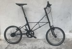 MOULTON A11 Alfine 11 flat bar Complete Bike