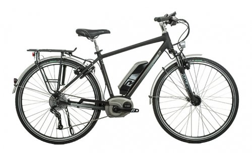 Raleigh Motus Bosch Gen 2 Crossbar Electric Bike