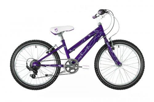 """Raleigh Krush 20"""" Girls Bike"""