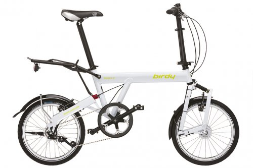 Birdy World Comfort 7speed Folding Bike