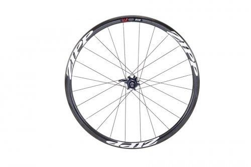 ZIPP 202 Firecrest Carbon Clincher V2 Disc Rear Wheel