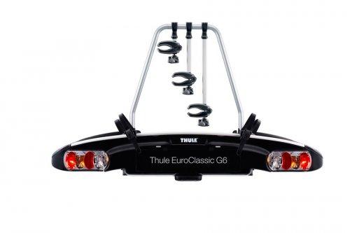 Thule 929 EuroClassic G6 3-bike Towball Bike Carrier