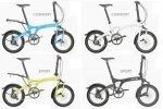 NEW Birdy Rohloff Folding Bike