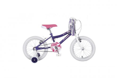 "Probike Glitter 16"" Girls Bike"