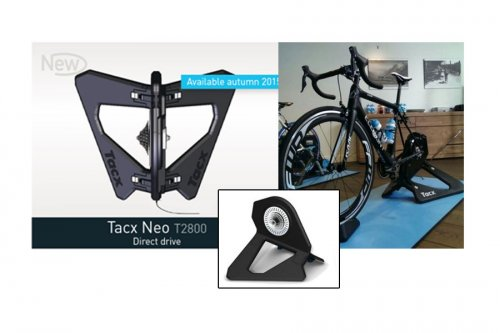 Tacx Neo Smart Cycle Trainer T2800