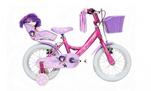 Raleigh Molli 14 Girls Bike