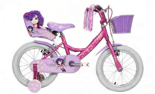 Raleigh Molli 16 Girls Bike